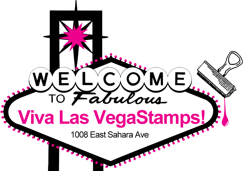 Viva Las Vegastamps